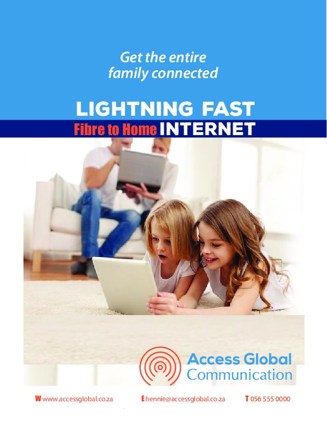 AccessGlobal Flyer PrintReady Front